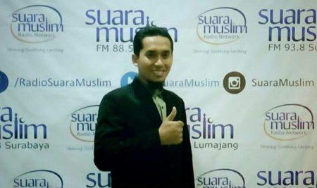 Direktur Program Suara Muslim Radio Network : STAIL itu Kampus Dunia Akhirat