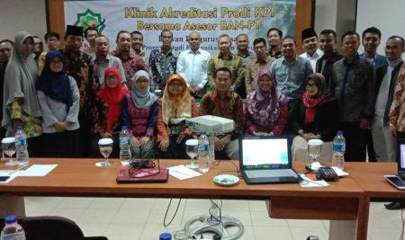 PRODI KPI STAIL Ikuti Kegiatan ASKOPIS Seluruh Indonesia