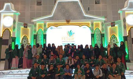 Perkuat Wawasan Ekonomi Syariah, Mahasiswa STAIL Ikuti FESyar
