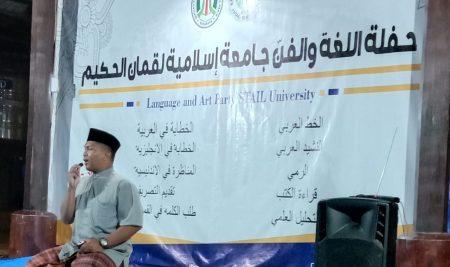 Perkuat Bahasa Arab, STAIL Gelar Dauroh dan Haflah Lughoh