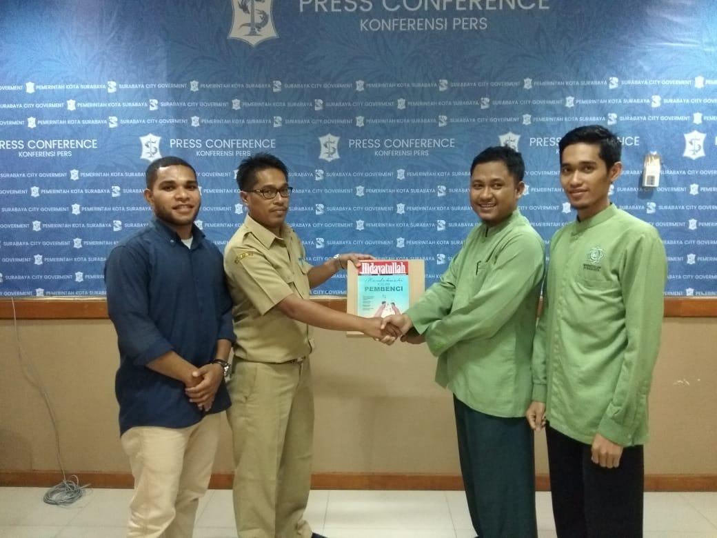 PMP STAIL di Pemkot Surabaya