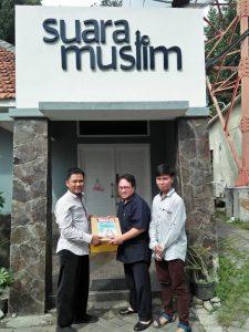 PMP STAIL di Suara Muslim Surabaya