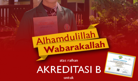 AlHamdulillah, Prodi MPI STAIL Raih Akreditasi B