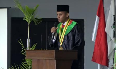 Alumni STAIL Meninggal, Ini Kesan Ketum PEMHIDA Terkait Video Viral al-Marhum