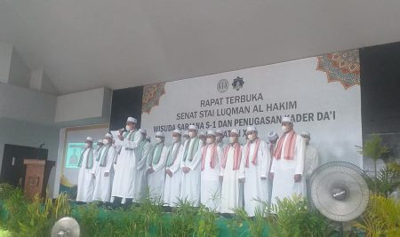 STAIL Kirim 35 Dai ke Penjuru Indonesia