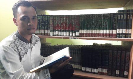 Sukses Belajar Kitab Kuning, Ini Rahasia Badri, Alumnus STAIL 2021
