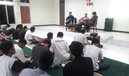 Wujudkan Generasi Unggul, Mahasiswa STAIL Darul Arqam Mengadakan Forum Literasi