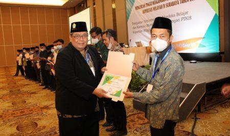 Selamat, STAIL Raih Dua Penghargaan dari Kopertais Wilayah IV Surabaya